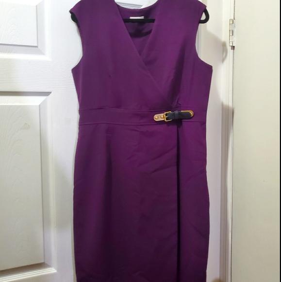 Plum CK Dress